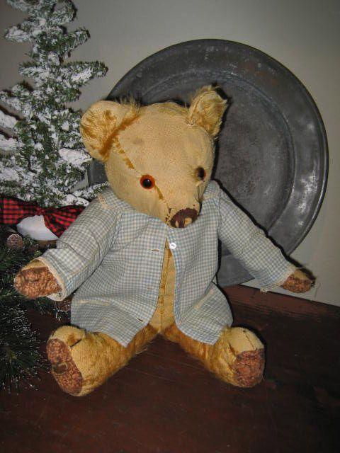 Early LOVED bear.....