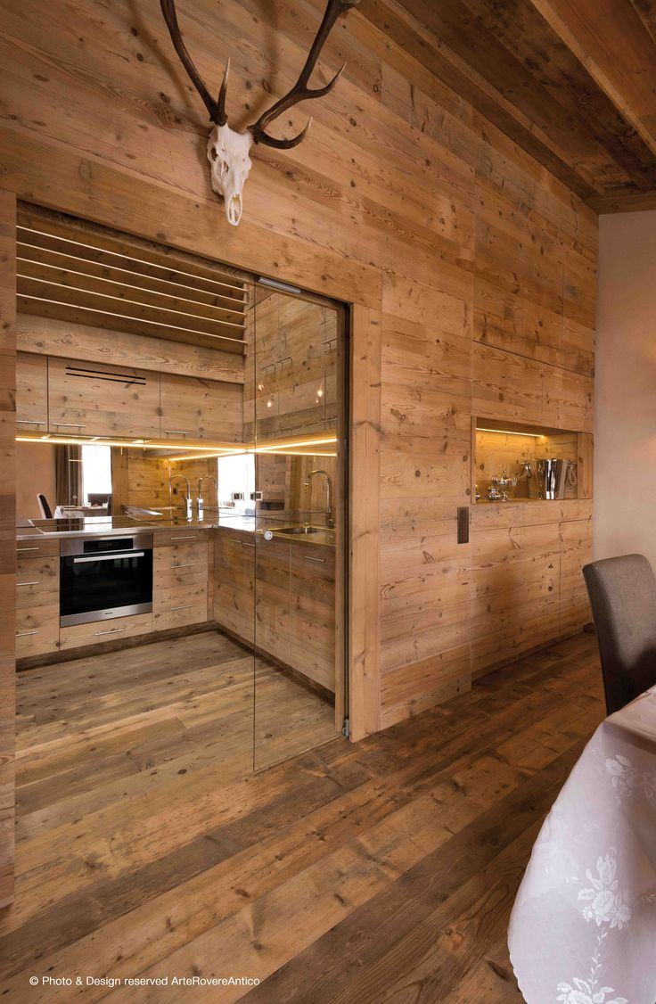 || Arte Rovere Antico - Photo by Duilio Beltramone for Sgsm.it || Casa Engadina -  Alta Engadina - Svizzera - Wood Interior Design - Mountain House