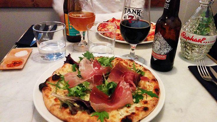 bière artisanales et pizzas