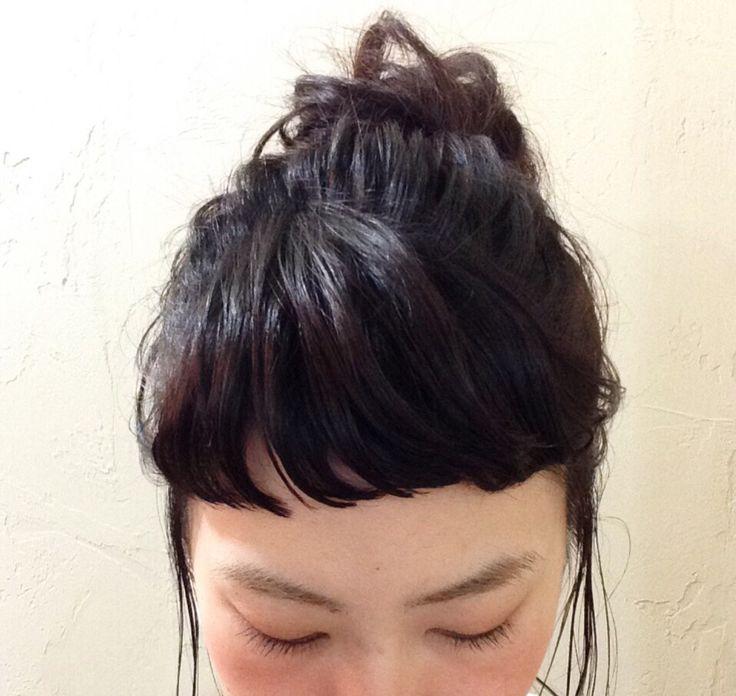 short bangs