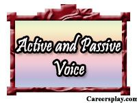 how to change active voice to passive voice by rules