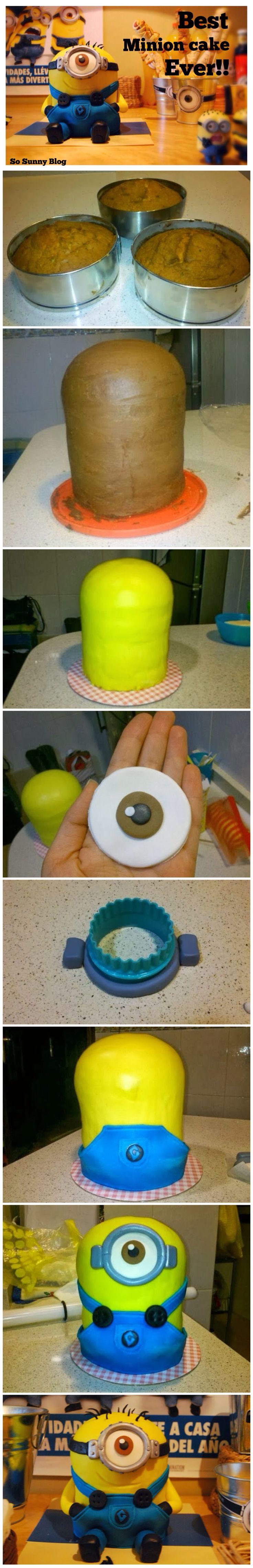 WAOUH !! ! Anniversaire enfant thème mignon - Déco de gâteau avec tutoriel