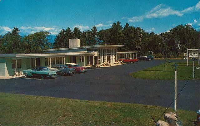 62 Best Motels Motor Inns Cabins Images On Pinterest