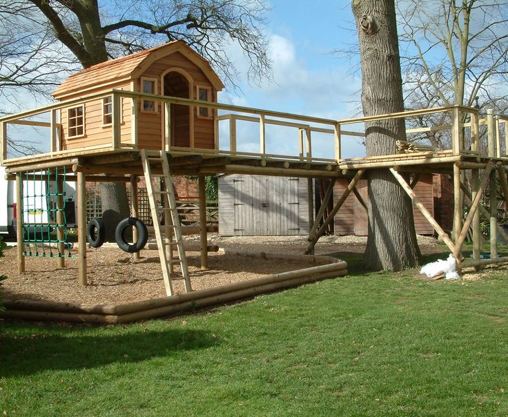 8 Best Images About Kids Tree House On Pinterest