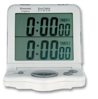 Jumbo Display Dual Timer and Clock. An ideal addition to your kitchen