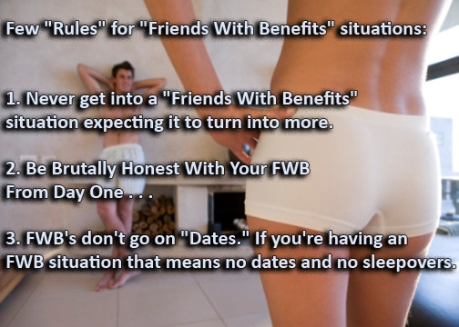 How To Turn Fwb Into A Relationship