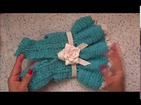 Cómo Tejer Ropa para Perritos y Tomar las medidas / Tutorial | Crochet y Dos agujas