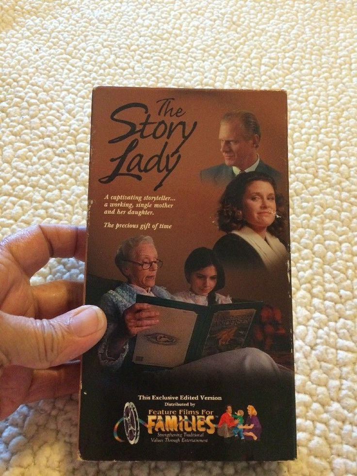 THE STORY LADY JESSICA TANDY FEATURED FAMILY FILMS  | eBay