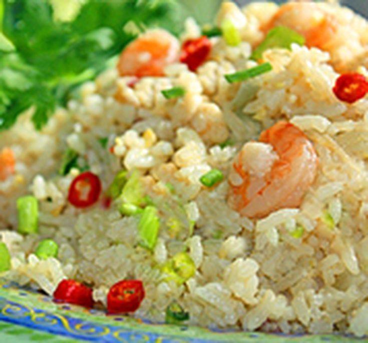 Succulent Thai Shrimp Recipes For Dinner or Parties