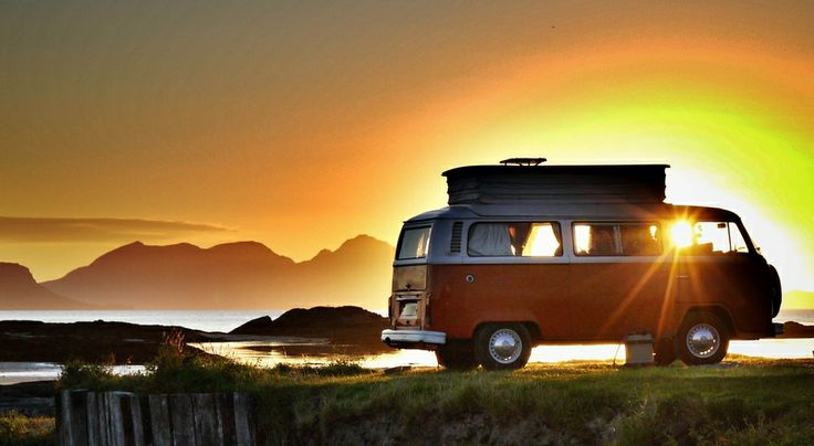 "Road trip to all the national parks while living out of a camper van. © ""Stevie Wonder"""
