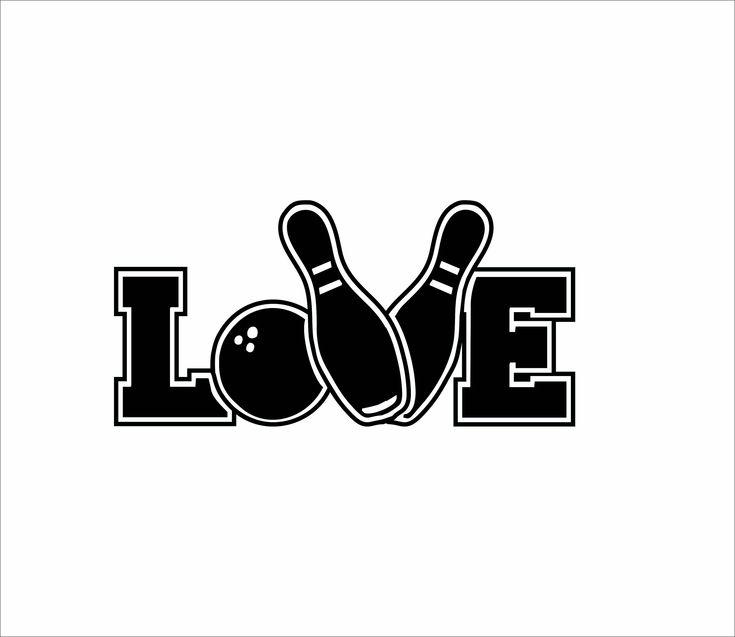 Download Bowling Love Digital File SVG ESP PNG Jpg File | Etsy ...