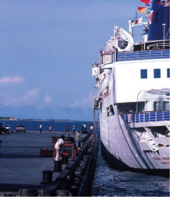 Destination PNG, Circa 1995. Business Potential: Transport and Communication overview