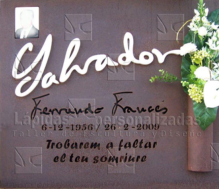 Lapida de Salvador
