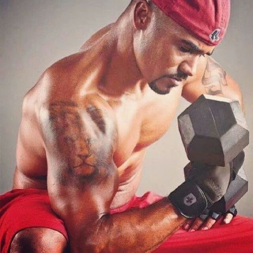 174 best images about shemar moore on pinterest sexy for Shemar moore back tattoo