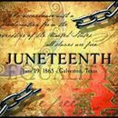 "June 19 is known as Juneteenth Independence Day, Freedom Day, or Emancipation Day, and marks the anniversary of the abolition of slavery in Texas on June 19, 1865 and more generally throughout the Confederate South. The term is a portmanteau of ""June"" and ""nineteenth"" and commemorates the date when ...June 19 is known as Juneteenth Independence Day, Freedom Day, or Emancipation Day, and marks the anniversary of the abolition of slavery in Texas on June 19, 1865 and more generally throughout…"