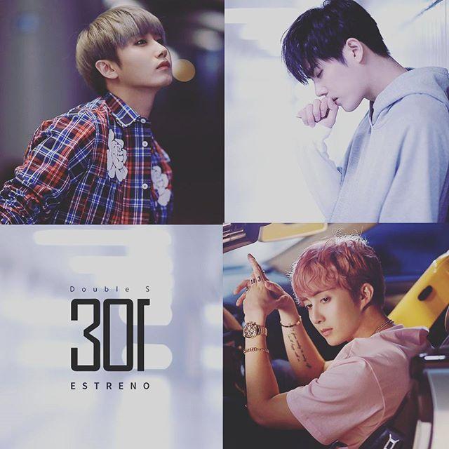 SS301 Comeback #estreno