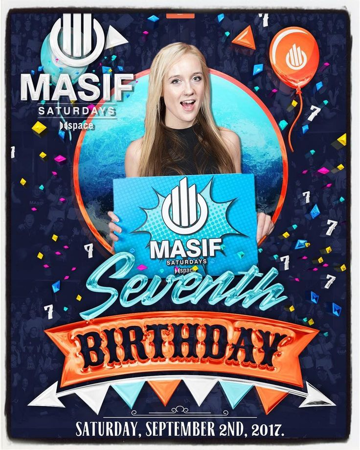 !!! Can't believe it's been 7 years ! So much love for the Masif family   Excited to party ... Masif Bday Bender Weekender  #yesyesyes #masif #djkamikaze #agwa #hardstyle