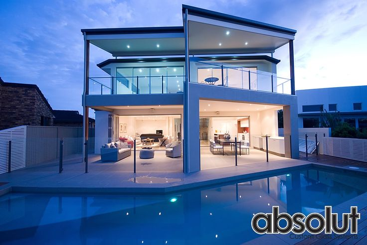 Glass Balustrading provides a stylish and modern look around deck, pool and balcony area. Absolut Custom Glass System are reliable for glass balustrades, glass pool fencing and custom glass build fencing and balustrades.