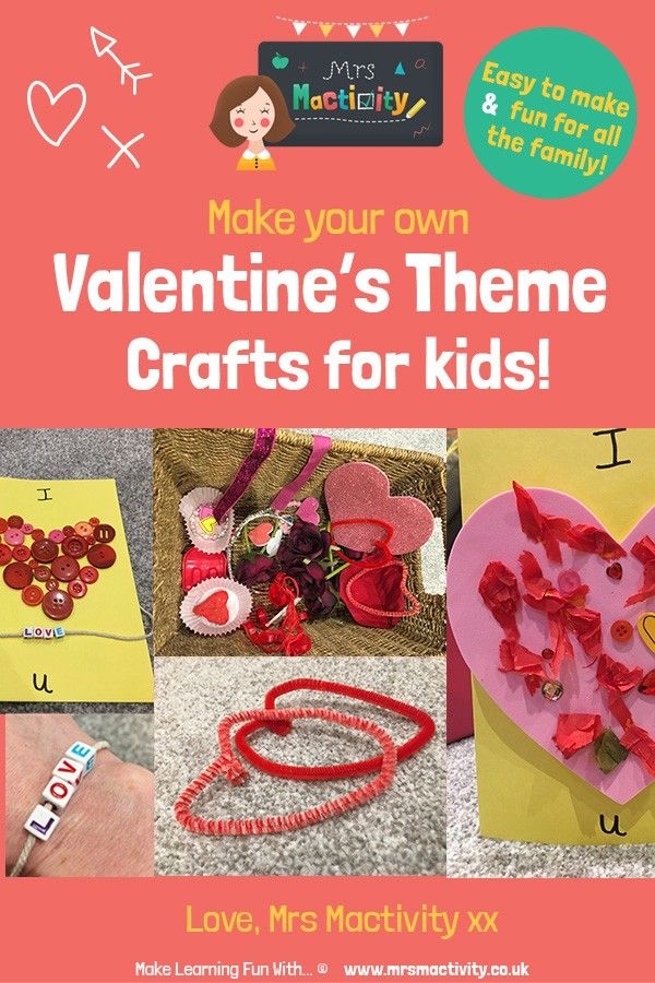 As a parent it can be difficult to come up with easy ideas for crafting – even though your kids really enjoy it and get a lot out of it. For me, I'm wary of setting up complex crafting activities when I know that setting up and clearing away often takes longer than completing the craft itself! So I've come up with some very easy no fuss Valentine's crafts and card ideas... read more