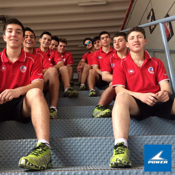 Two days countdown for the first match of Chilean National Team in the U20 World Hockey Championship... We're ready to see you defeat Egypt! Go #TeamPower! #PlayOn