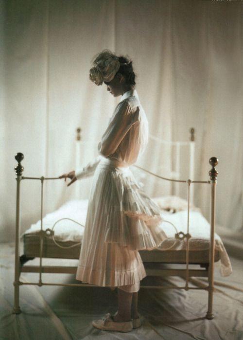 """Sweet story"". Jennifer Pugh by Osamu Yokonari"