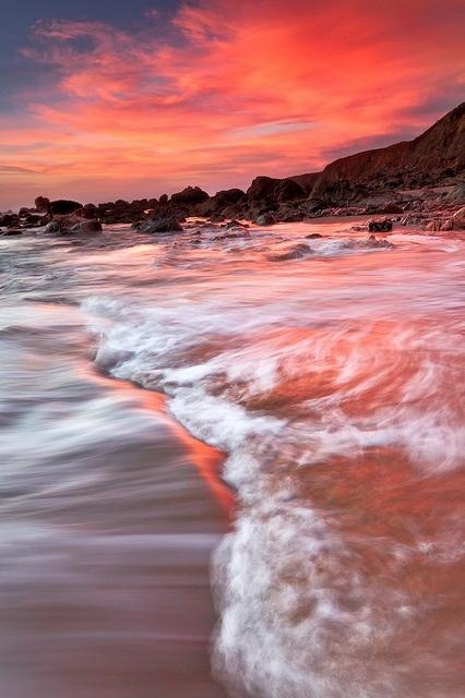 Bodega Bay, CA - beautiful shot! #beaches