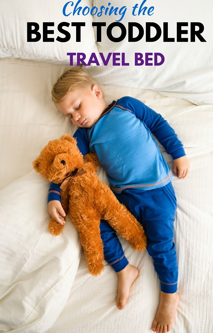 Travelling with a toddler or preschooler and wondering where they will sleep? Consider a toddler travel bed - it's made our life easier and saved us money too! Here's our complete guide to finding the best toddler travel bed for your kid