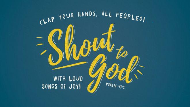 Psalm 47:1