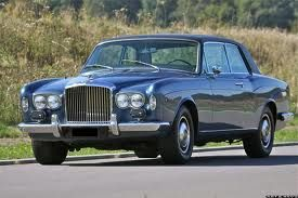 "Bentley Corniche - ""Polly"""