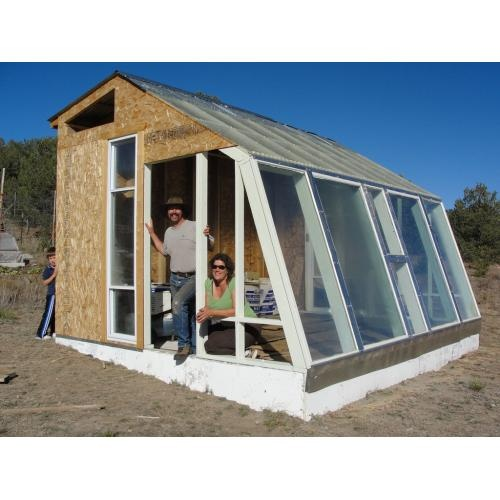 Greenhouse Design Thermal Mass Sustainable Greenhouse