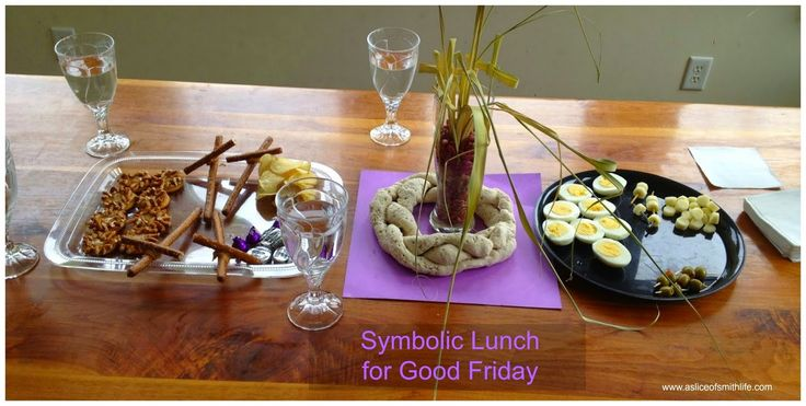 Holy Week Activities, Traditions, Musings