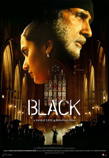 Black (Rani Mukherjee, Amitabh Bachchan)
