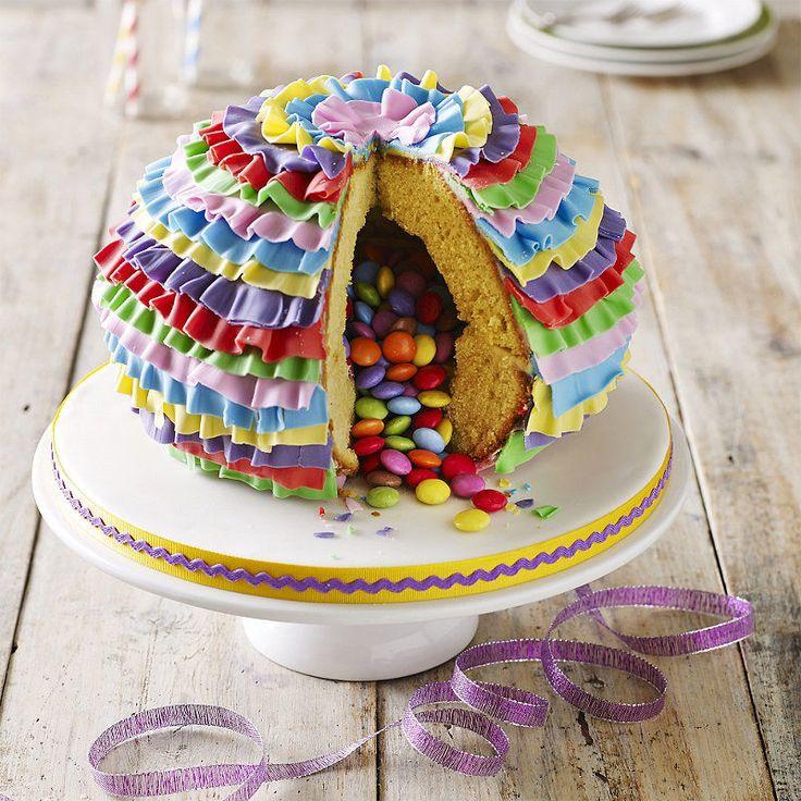 """Backform """"Pinata"""", tolle Form für kreative gefüllte Kuchen, 1,3 Liter, 25 cm Ø"""