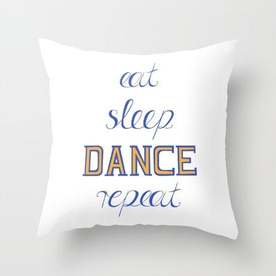 DANCE - motivation graphic.