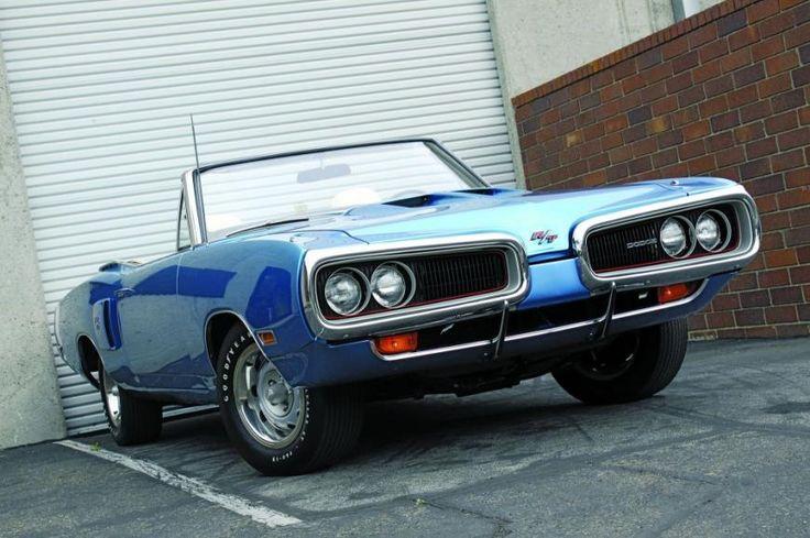 1970 440+6 Dodge Coronet R/T Convertible (1 of 16*)