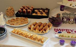 All sorts of mini-food ideas