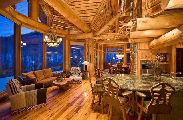 The Romney's former ski lodge. (bastard, i want it!)