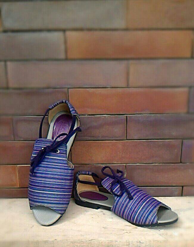 Ardani Purple Stripes ● IDR 155 k