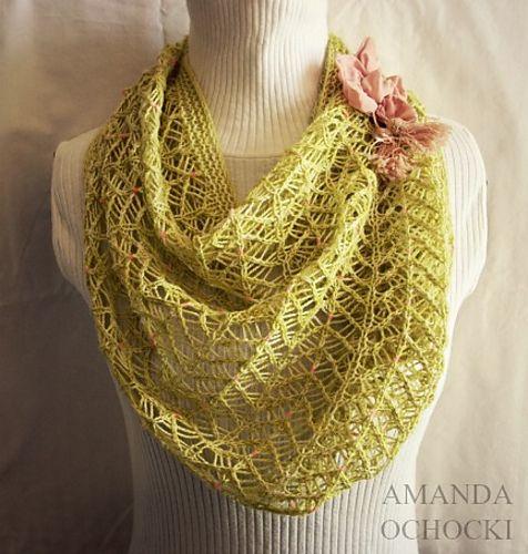 Ravelry: Glamour Loop pattern by Monika Sirna