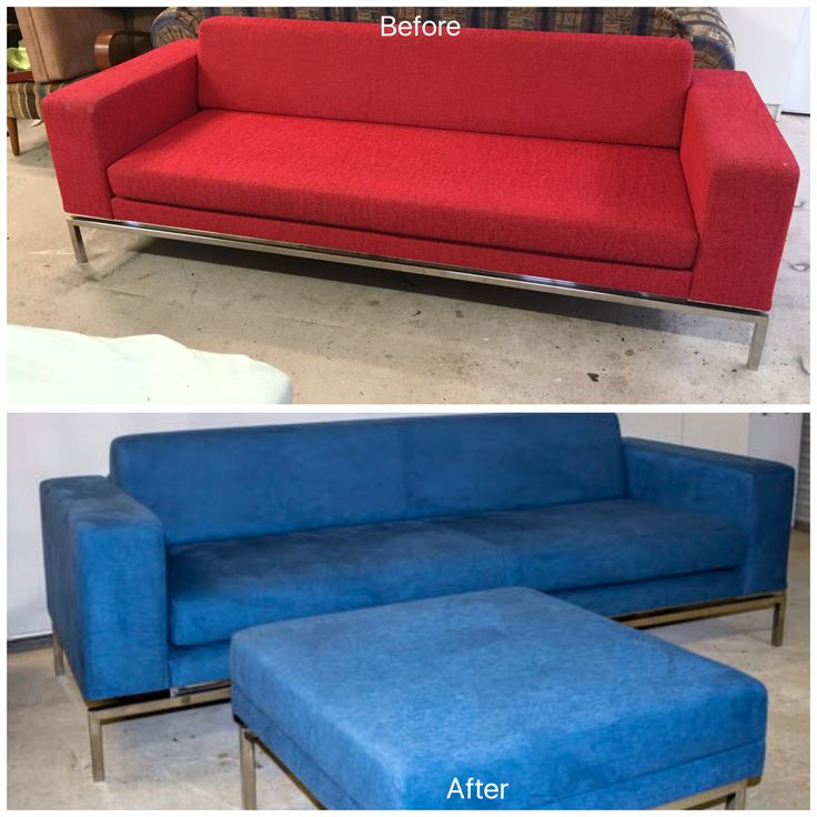 Reupholstered by Seabrook upholstery Melbourne !
