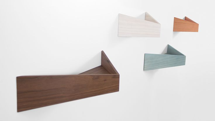 Walnut, White, Sky-blue and Nude Pelicans
