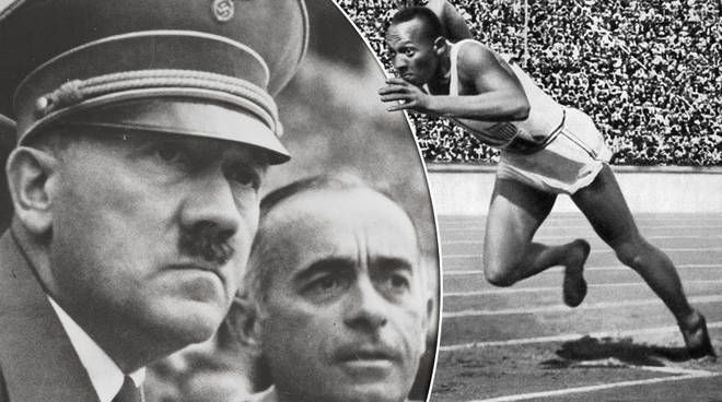 Jesse Owens and Hitler | Matt in the Middle: July 2016