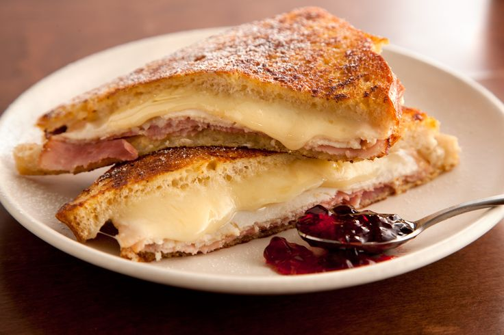 This classic Monte Cristo sandwich recipe combines the sweet flavors of French toast with ham, turkey, and cheese.