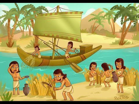 EL ANTIGUO EGIPTO PARA NIÑOS - PROYECTO EGIPTO EDUCACIÓN INFANTIL - YouTube