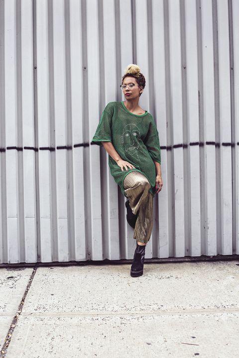 Jenna Wortham On Her Body-Positive, Diana Ross-Influenced Style