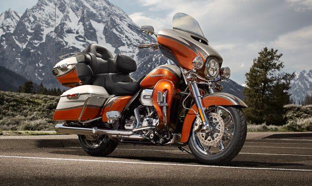 Harley-Davidson 2014 Line-Up