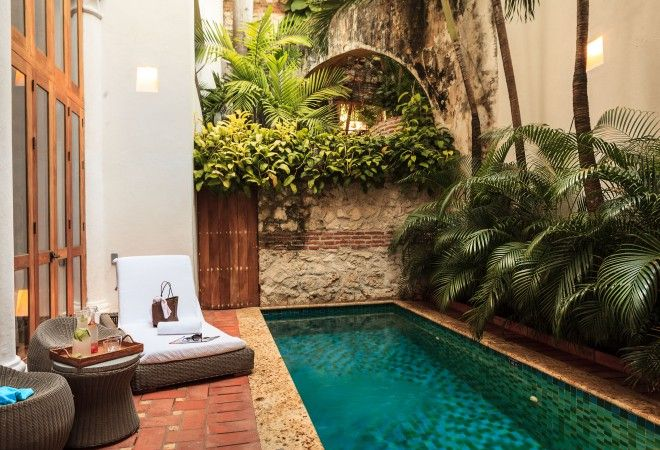 Hotel Casa San Agustin hotel - Cartagena, Colombia - Smith Hotels