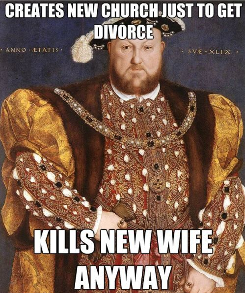 Annulment, and are we not going to talk about the wife tryouts for wife number 5?