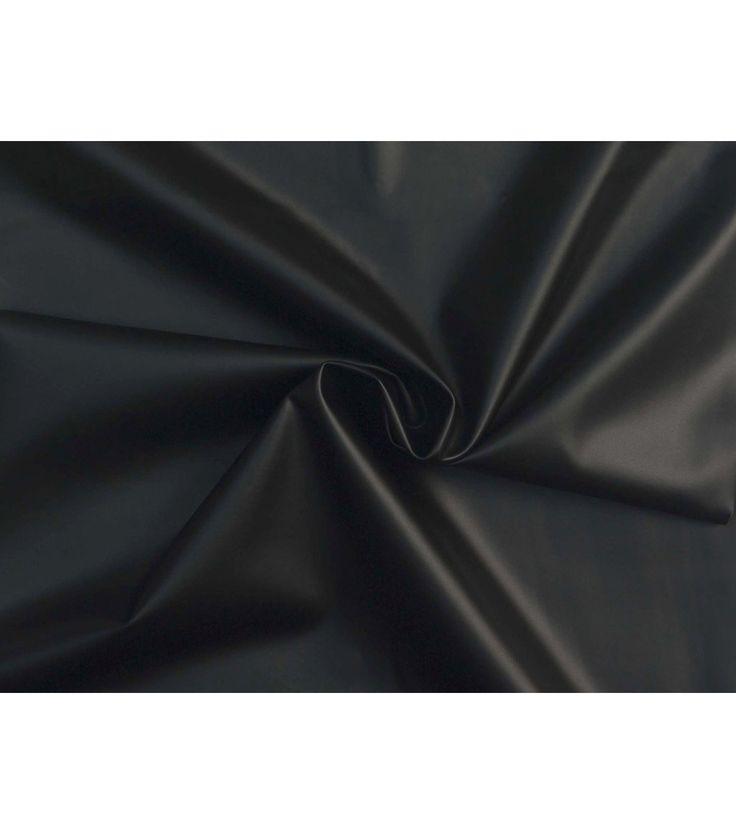 Cosplay by Yaya Han 4-Way Pleather Fabric-Black