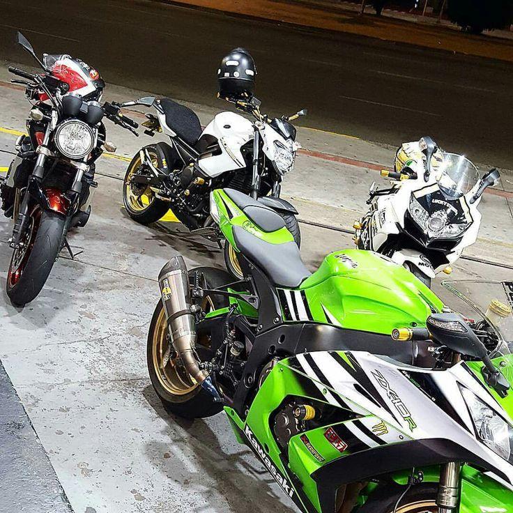Top motos